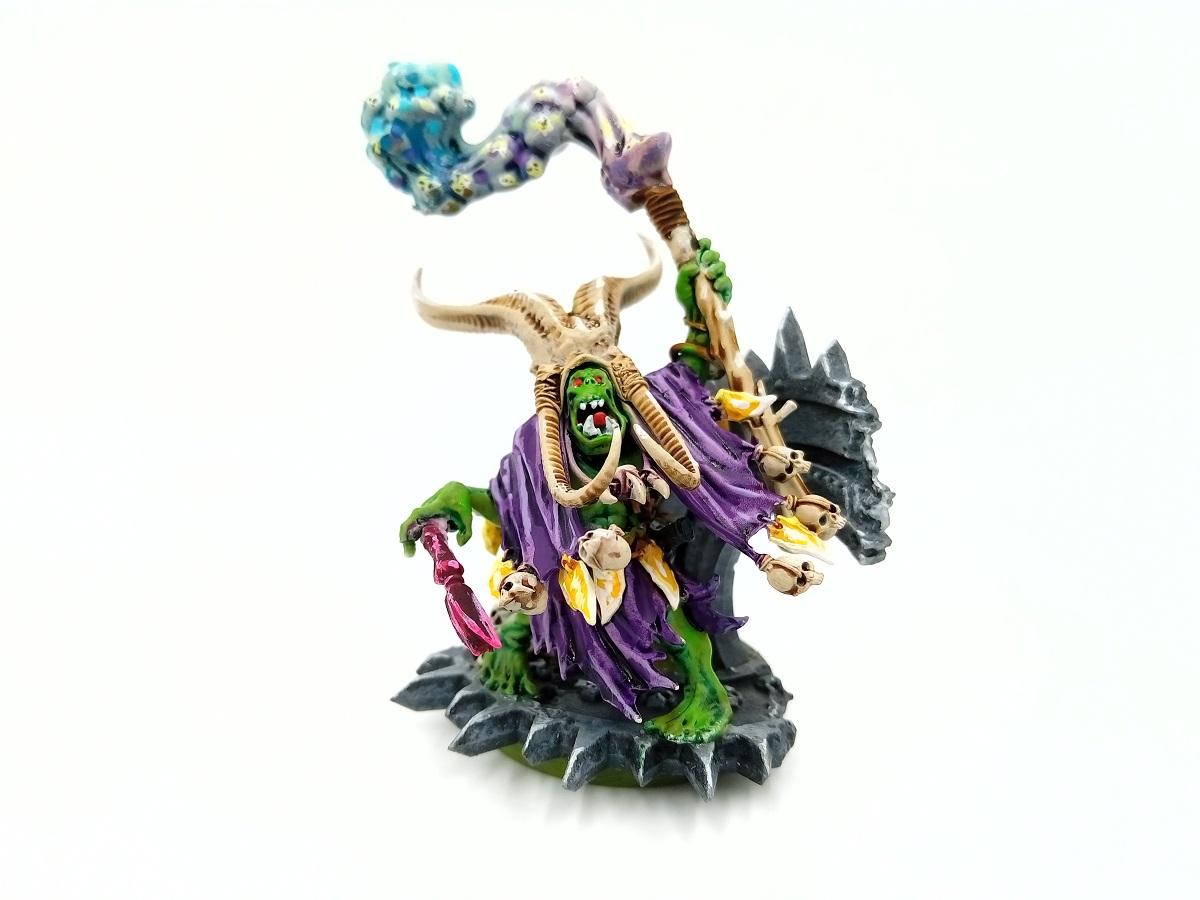 weird shaman
