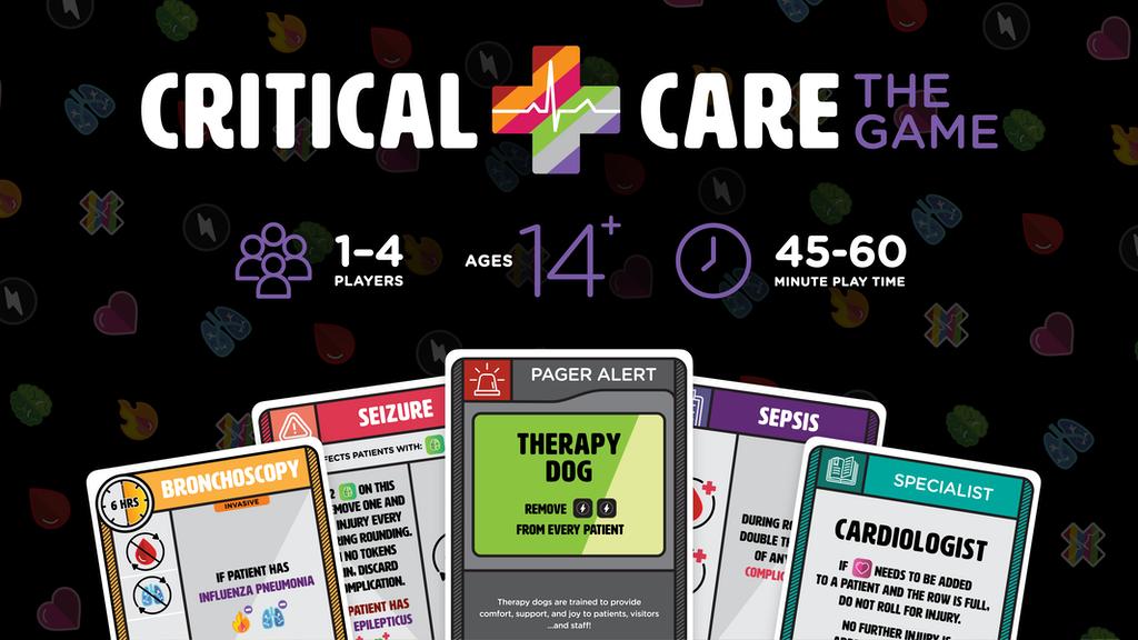 Critical Care game