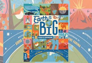 Earth is Big Cover