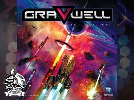 Gravwell 2nd Edition cover