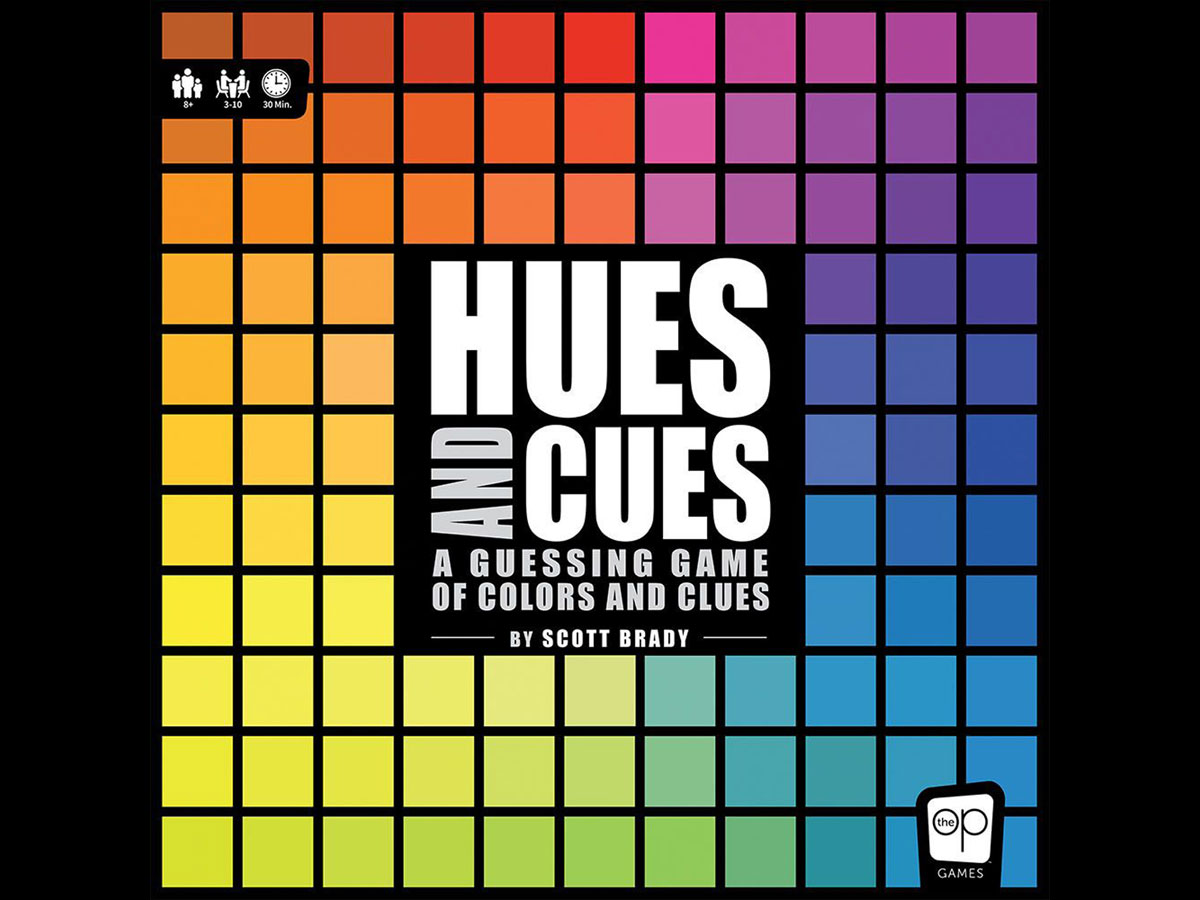 Hues and Cues cover