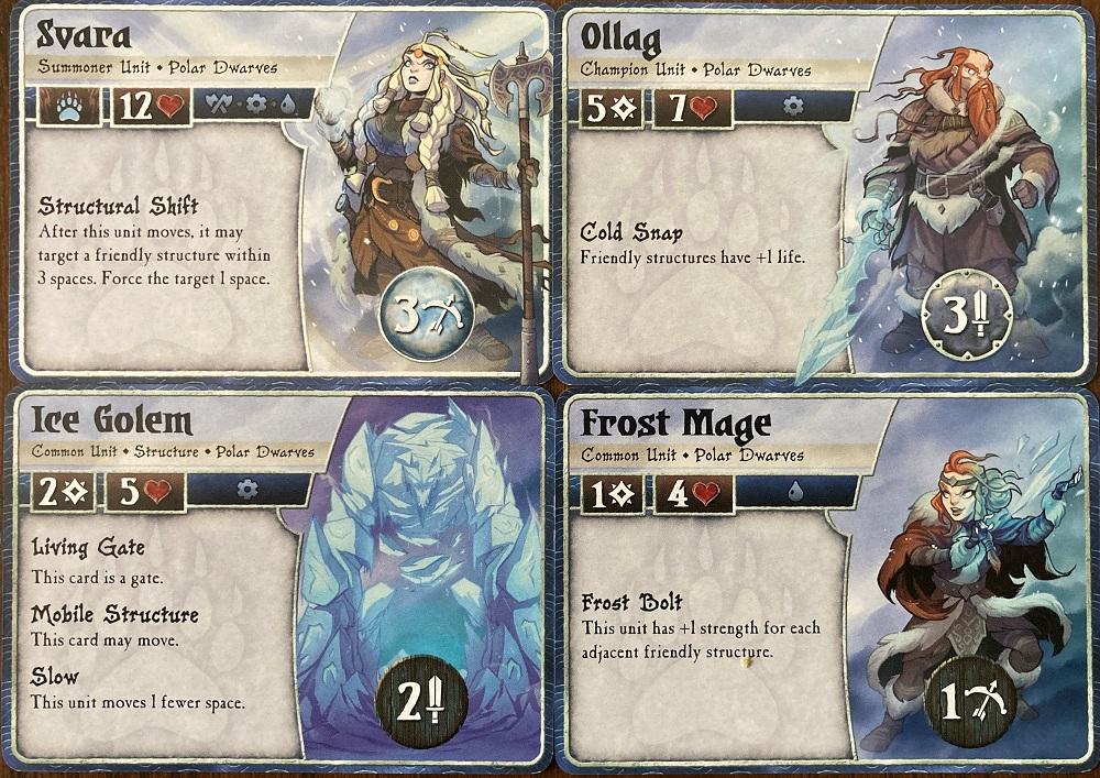 polar dwarves
