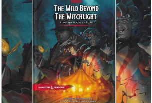 wild beyond the witchlight