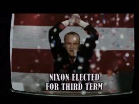 Watchmen Nixon's 3rd term