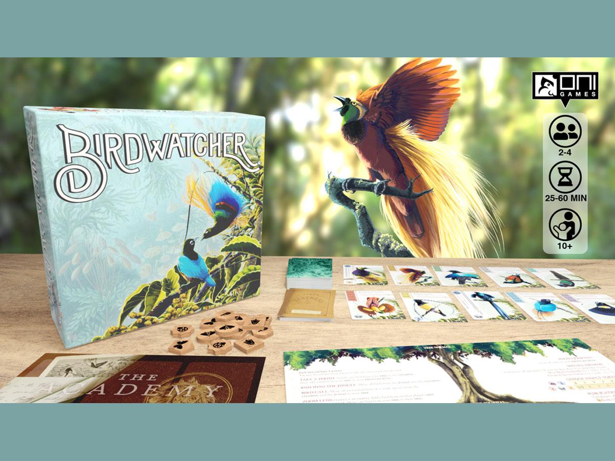 Birdwatcher Kickstarter image
