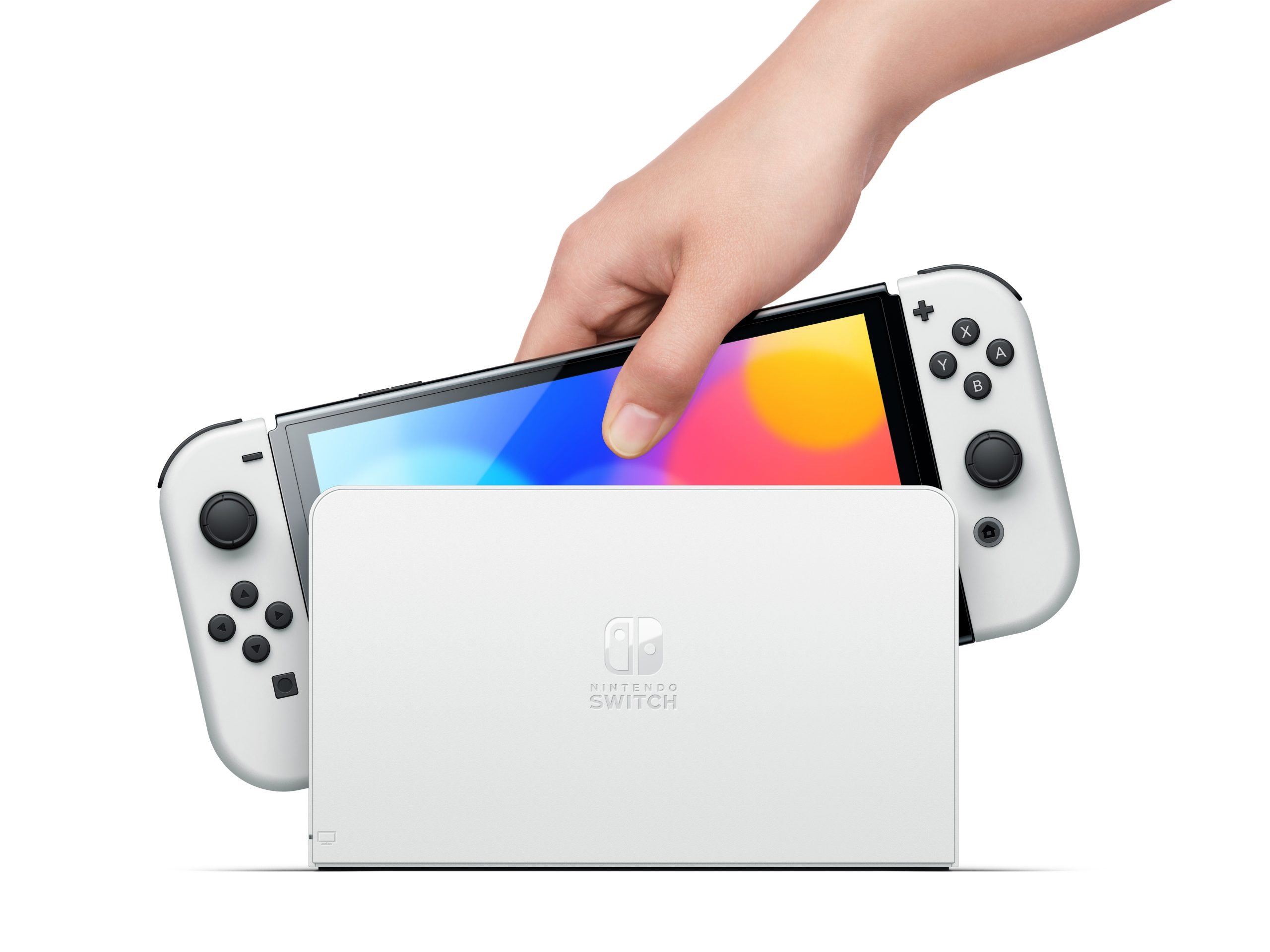Switch OLED Model featured