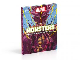 marvel monsters cover