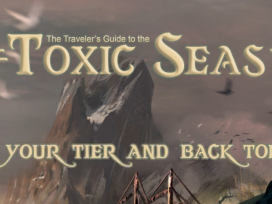 The Traveler's Guide to the Toxic Seas