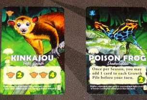 Canopy animal cards
