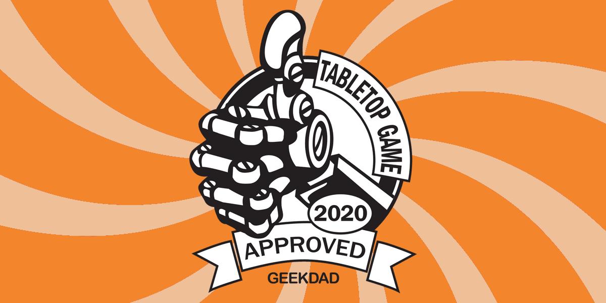 GeekDad Approved Banner 2020