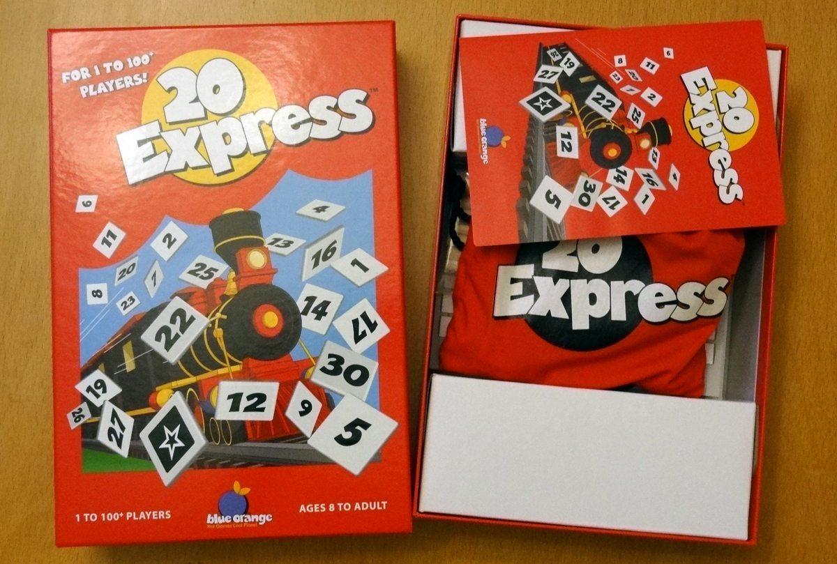 20 Express box